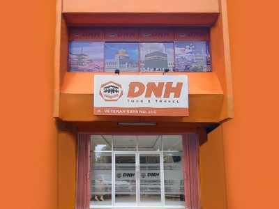 Kantor DNH Tour Travel