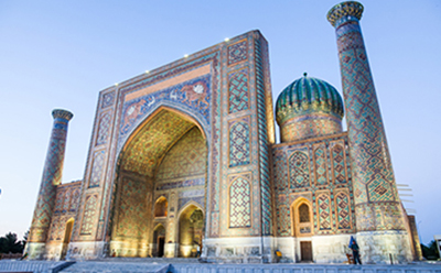 Wondeful Uzbekistan